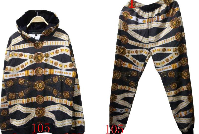 Versace Replica Designer Clothes NEW Versace Tracksuit For Men
