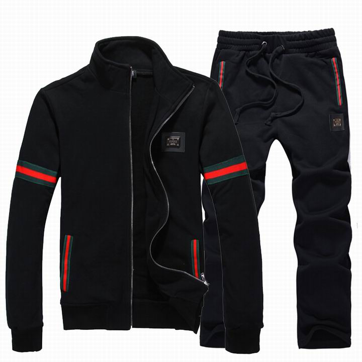 NEW Gucci Tracksuit For Men-25 Replica Clothing