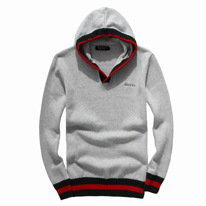 NEW Gucci Fashion Sweaters For Men-9, Replica Clothing